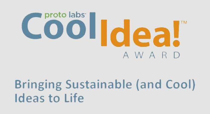 Skyven Wins Proto Labs Cool Idea! Award for Dual-Purpose Solar Panel System